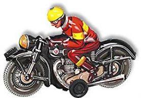 Motorbike Black